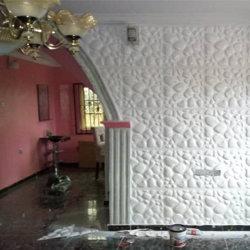 Magnifique Pierre de l'intérieur étanche 3D image de papierpeint PVC décoratifs Wallpapers