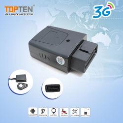 3G GPS Rastreamento de Veículos Automotores fácil de instalar (TK208S-KH)