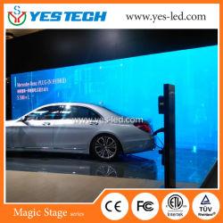 Magische Stadiums-Serie Innen-LED-Bildschirmanzeige-Vorhang-Bildschirm