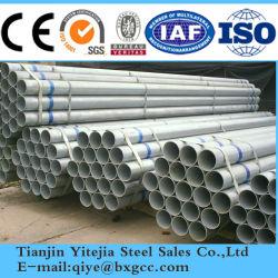 API 5L/ASTM A106/A53 Tubo de acero REG