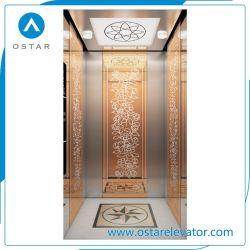 Accueil à haute efficacité énergétique ascenseur, ascenseur avec de petits chargement