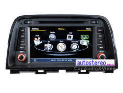 Mazda Cx 5를 위한 차 Stereo GPS DVD Player