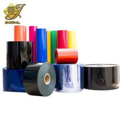 Colorido Película de PVC de los Productos Farmacéuticos de Embalaje en Rollo