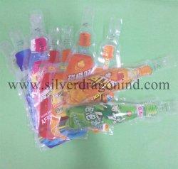 Bebida de forma especial o saco de embalagem compostos