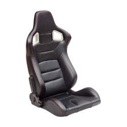 Material de PVC deporte universal adulto del asiento de carreras de coches