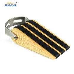 Bma Floor - 거치된 Decorative Wooden Door Stopper Wedge