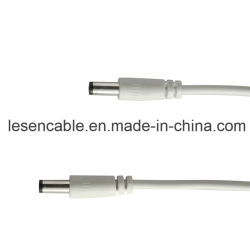 CC Power Cable, 2.1X5.5 Male a Male Plugs