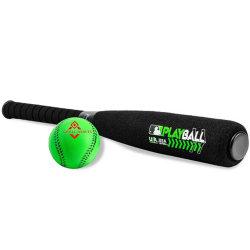 Il commercio all'ingrosso ha personalizzato l'insieme molle di baseball di EVA della mazza da baseball della gomma piuma dei giocattoli di baseball