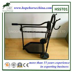 Chariot à selle de cheval