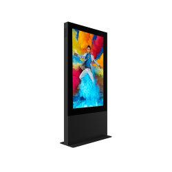49 LCD van het Aluminium van de Hoge Resolutie van de duim de OpenluchtSpeler van de Reclame