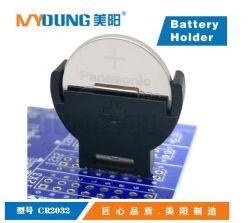 صندوق البطارية حامل البطارية BS-2032-5 NI DIP
