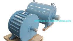 300KW 300rpm rpm bajas del alternador de imán permanente para la generación hidroeléctrica eólica/USA