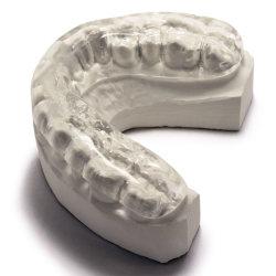 Стоматологическая зубьев Ночной охранник рот рамной накладке ясно Comforatable для сна