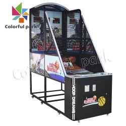 Красочные Парк Стрит баскетбольная площадка оборудование аркадной игры машины
