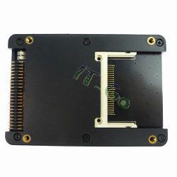 HDDの場合44pin 2.5 IDEが付いているIDE HDDのアダプターへの二重CF