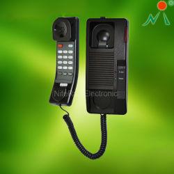 受話器の基本的な壁の取付け可能な束ねられた電話のキーの浴室の電話