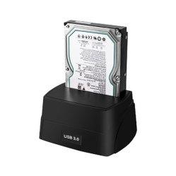 2.5/3.5 인치 SSD/SATA HDD 도킹 스테이션, USB 3.0