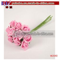 크리스마스 훈장 참신 신선한 절화 로즈 꽃 (W2037)