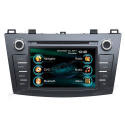 مشغل DVD للسيارة مع Auto DVD GPS و Bluetooth و متصفح وراديو مازدا 3