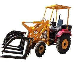普及した、便利なつかむ草機械