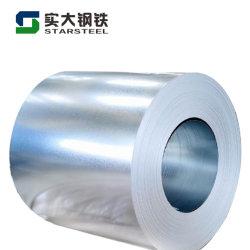 熱間チッピング亜鉛めっきスチールコイル、 Gi スチール材料、ゼロスパングル