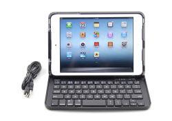 L'ABS nouveau clavier Bluetooth pour iPad Mini avec socle de cas coulissants