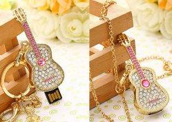 Cle USB 보석 Guitare