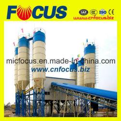 Hzs120 120m3/H de la fábrica de hormigón comercial/inmóvil planta mezcladora de concreto para la venta