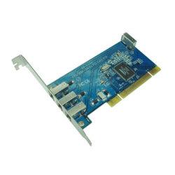 IEEE 1394 PCI 3 + 1 placa de porta (JS-PT1001)