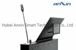 Sistema elettrico di videoconferenza dell'elevatore del video dell'affissione a cristalli liquidi dello scrittorio dell'elevatore del calcolatore