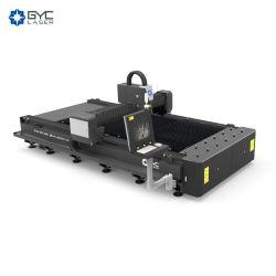 Haut de la configuration machine de découpe laser CNC tôle métal/Plasma Cutter