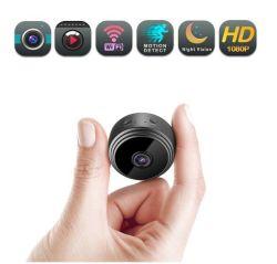 Bunte WiFi CMOS HauptÜberwachungskamera-Stützvideogerät DVR