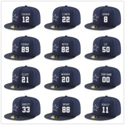 Commerce de gros Custom cow-boys monté Hat Casquette de baseball Snapback