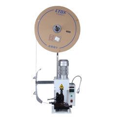 Fil à haute efficacité énergétique/cuivre/isolation PVC dénudage de fils électriques de la borne de la machine de sertissage