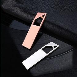 El arte de metal USB Stick USB Flash Drive USB MEMORIA USB controlador de memoria Flash USB Pen Drive personalizar el logotipo y la capacidad