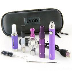 新しい1本のEvodの電子タバコのEタバコに付きロゴの習慣4本