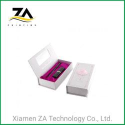 Caja de regalo personalizado de alta calidad cosmética de papel embalaje