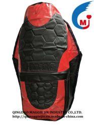 Dekking van het Kussen van de Zetel van de Dekking van de Zetel van het Leer van Motorcross van de motorfiets de Zachte Waterdichte voor Gn125