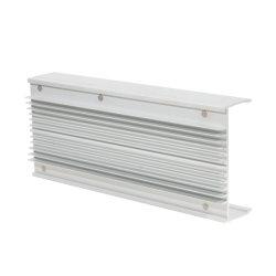 OEM-Aluminiumfenster-LED-Strahler CNC-Bearbeitung/Bearbeitung/Maschinenteile