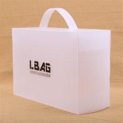 OEM-ПВХ/PP/ПЛАСТМАССОВЫХ ПЭТ упаковке с ручкой в пакете
