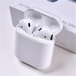Я12 Tws беспроводные наушники-вкладыши мини-стереонаушников Bluetooth наушников для мобильных ПК