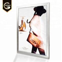 Profil en aluminium Poster photo Boîte à lumière LED SNAP Frame