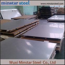 Décoratif en acier inoxydable 304 316 410 201 8K de polissage miroir de tôles en acier inoxydable