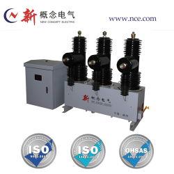 Stroomonderbreker van de Hoogspanning Acutator van het Systeem van de distributie de Magnetische Openlucht Vacuüm