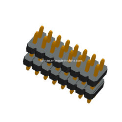 Conector de alimentação da placa eletrônica do conector da placa de placa para placa PCB electrónica de Conectores de Terminal