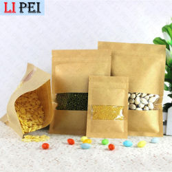 Пластмассовые из алюминиевой фольги отекшим питание сумки для упаковки композитного пластиковый мешок для продовольствия Vacuun упаковки продуктов питания