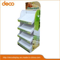 Standaard voor het weergeven van etenswaren op het karton Chips Retail Display stand