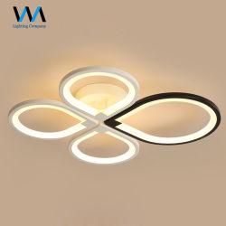 LED à gradation décoratifs Elegent Moderne Fluorescent Plafonnier salle de séjour