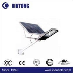 110W 120W LED ajustável Solar Luz de rua na lista de preços
