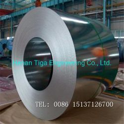 Molino de acero laminado en frío ISO el recubrimiento de zinc galvanizado hierro acero